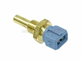 0280130026 Bosch Coolant Temperature Sensor; Blue Insulator, 2 Pin FI Connector