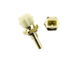 0280130040 Bosch Coolant Temperature Sensor; White with 2 Prong Connector; 10x1.0mm