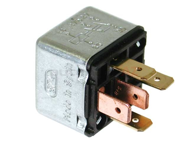 0332015006 Bosch Multi Purpose Relay; 5 Pin Connector