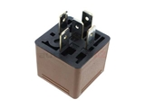 0332019151 Bosch Multi Purpose Relay; Universal 5 Pin Plug-In Type; Dual Output 87/87A Legs