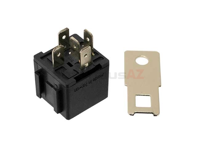 0332204001 Bosch Headlight Relay; With Bracket; 6V 20A/30A