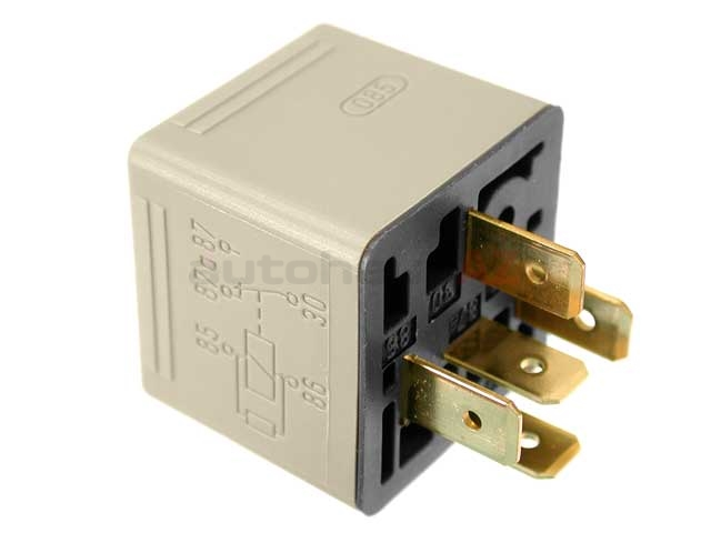 0332209159 Bosch Multi Purpose Relay; 5 Pin Connector; Switchover Type