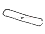 034198025D VictorReinz Valve Cover Gasket Set; Updated Rubber Version