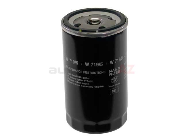 Engine Oil Filter-Workshop Oil Filter Bosch 72150WS