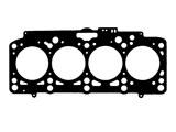 038103383F VictorReinz Cylinder Head Gasket; 1.63mm, 2 Hole
