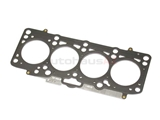 038103383K VictorReinz Cylinder Head Gasket; 1.71mm 3 Hole