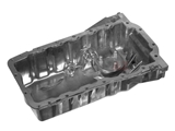 038103601AQ Meyle Oil Pan; Without Provision for Oil Level Sender