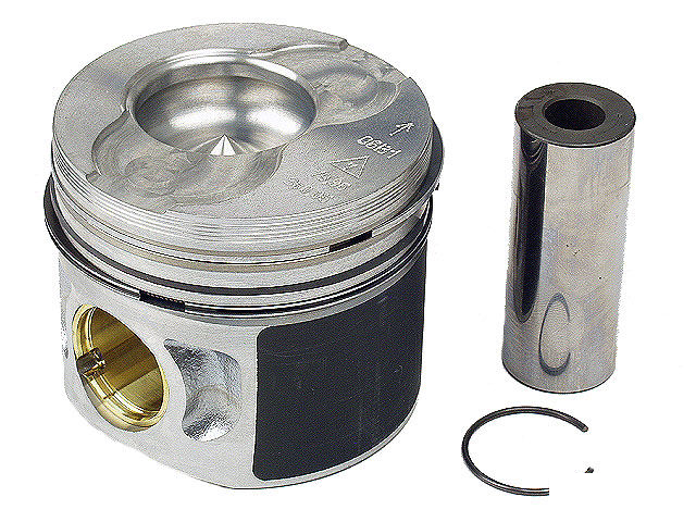 038107081AA Nural Piston; With Rings