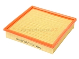 039129620A Mann Air Filter; 216x215x46mm Panel Type