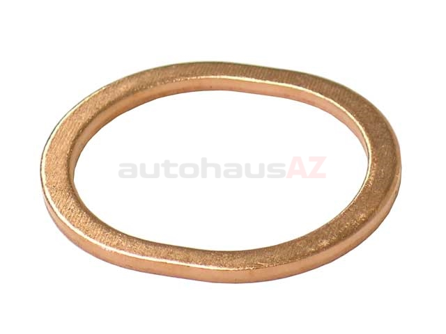 039256251 VictorReinz Exhaust Manifold Gasket; Copper Seal Ring; Exhaust Manifold to Cylinder Head