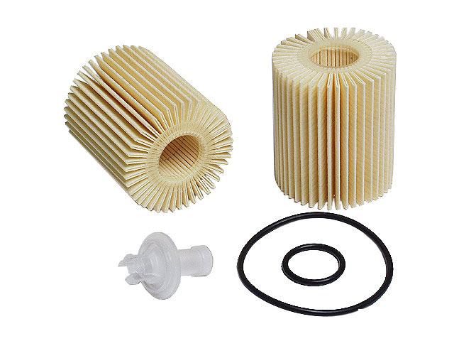 0415231060 Genuine Oil Filter Kit