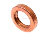 046130219A DPH Fuel Injector Seal; Copper