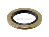 049133696B DPH Fuel Filter Seal; Copper Washer with Seal; 14.7x22mm