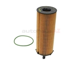 057115561M Mahle Oil Filter Kit; With Housing O-Ring Seal