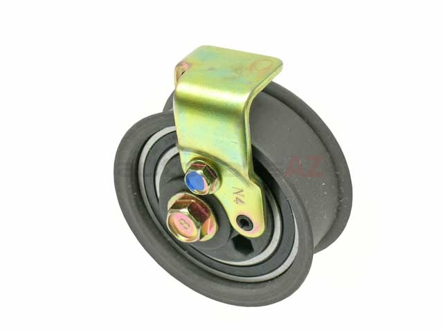 058109243E NTN Timing Belt Tensioner Pulley/Roller; Updated Metal Roller; 6mm Offset Sleeve.