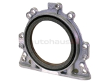 06A103171A ElringKlinger Crankshaft Oil Seal; Rear (At Flywheel); Flange/Seal Assembly