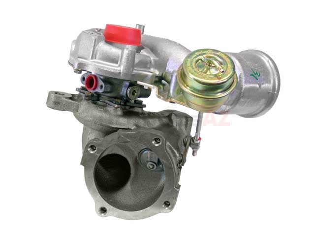 06A145713FX Borg Warner Turbocharger; OE Standard Output