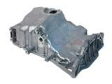 06B103601BL URO Parts Oil Pan; With Opening for Oil Level Sender