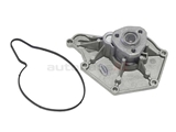 06E121018A Graf Water Pump; Metal Impeller; Includes O-Ring Seal Gasket