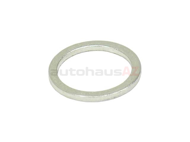 07119963200 Fischer & Plath Metal Seal Ring / Washer; 14x18x1.5mm; Aluminum