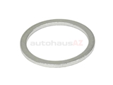 07119963355 Fischer & Plath Metal Seal Ring / Washer; 22x27x1.5mm, Aluminum