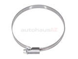 07129952131 Gemi Air Intake Hose Clamp; 70-90mm (approx. 2.75 - 3.5 inch)
