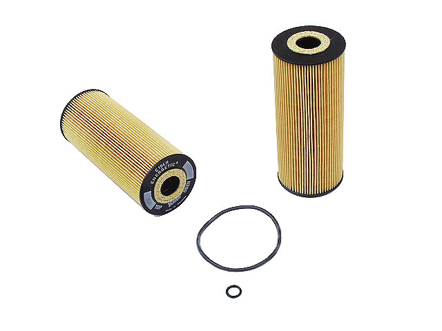 074115562HE Hengst Oil Filter Kit; Cartridge Type With O-Ring Seal