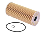 074115562ML Mahle Oil Filter Kit; Cartridge Type With O-Ring Seal