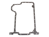 077103609E VictorReinz Oil Pan Gasket; For Upper Section to Block
