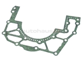 078103181C ElringKlinger Crankshaft Sealing Flange Gasket; Rear; Gasket at Rear Seal Flange to Block