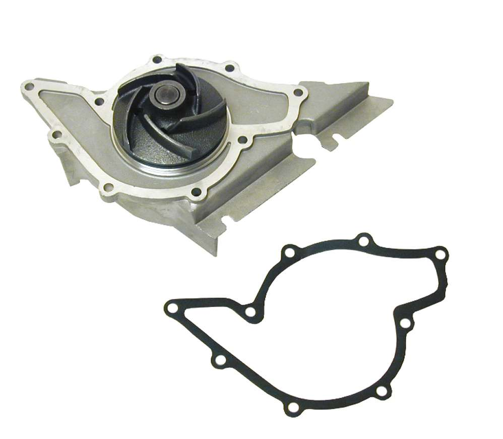 078121006 URO Parts Water Pump; With Metal Impeller