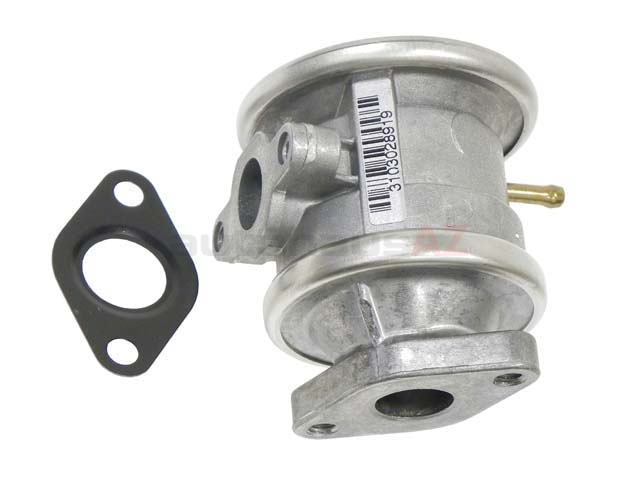 078131101AC Pierburg Air Pump Check Valve; Left; Secondary Air Injection/Kombi Valve