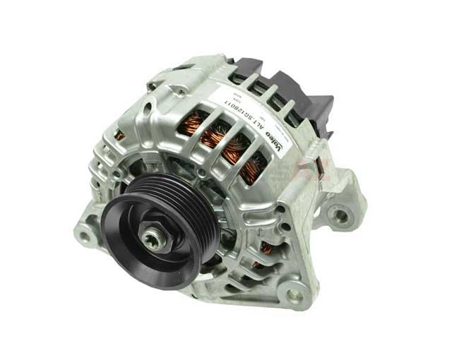 078903016H Valeo Alternator; 120 Amp; New