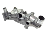 079121012B Genuine Audi Water Pump; With Complete Housing and Thermostat
