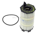 079198405B Mahle Oil Filter Kit