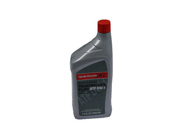 082009008 Genuine Honda ATF, Automatic Transmission Fluid; ATF-DW1, 1 Quart