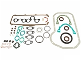086887 ElringKlinger Engine Gasket Set; Engine Set WITHOUT Head Gasket