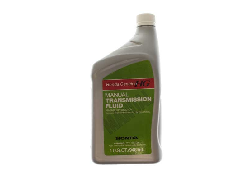 087989031 Genuine Honda Manual Trans Fluid; 1 Quart Container