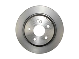 08958411 Brembo Disc Brake Rotor; Rear