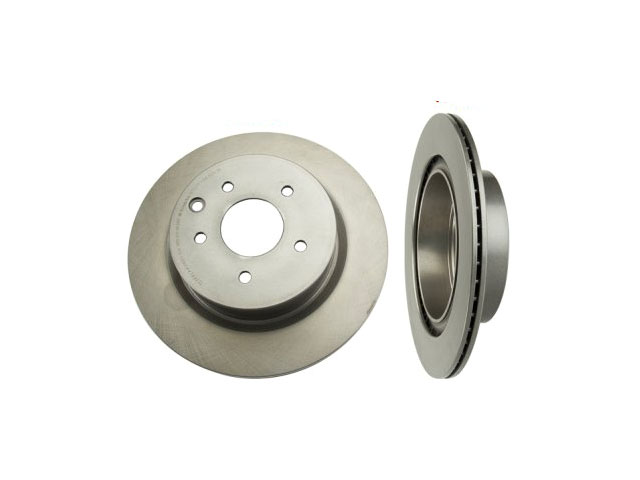 08B52210 Brembo Disc Brake Rotor; Rear