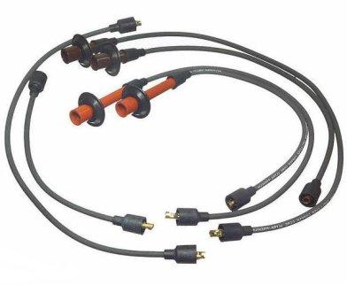 Bosch 09171 Spark Plug Wire Set; OE Type with Coil Wire - Porsche, on bosch spark plugs vw, bosch platinum spark plugs, engine plug wires, bosch iridium spark plugs, bosch blow off valve, bosch 09001 silicone wires, bosch speakers,