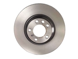 09A06211 Brembo Disc Brake Rotor; Front Left, Directional