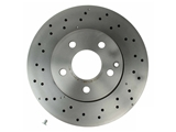 09A61351 Brembo Disc Brake Rotor; Front