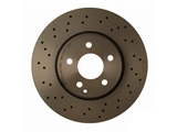 09A62131 Brembo Disc Brake Rotor; Front