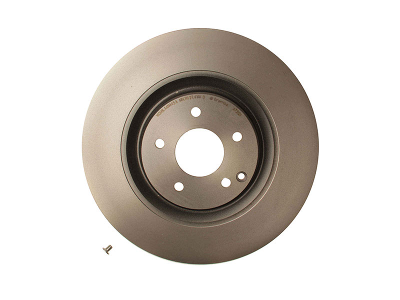 09A73121 Brembo Disc Brake Rotor; Front