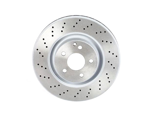 09A73211 Brembo Disc Brake Rotor; Front