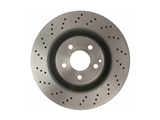 09A81711 Brembo Disc Brake Rotor; Front