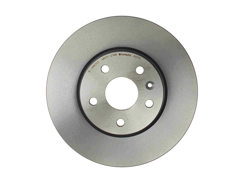 09A97111 Brembo Disc Brake Rotor; Front