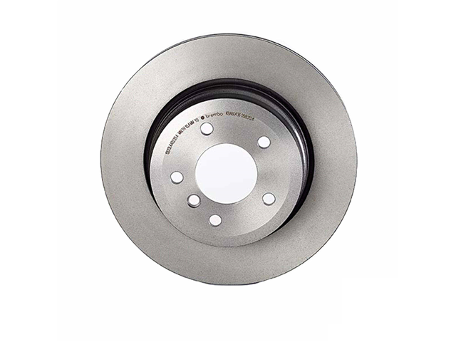 09B31311 Brembo Disc Brake Rotor; Rear