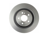 09B74541 Brembo Disc Brake Rotor; Rear